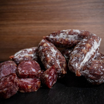 Seasoned sausage
